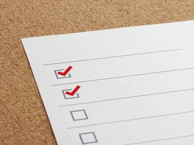 保育士の転職を迷ったときに使うチェックリスト